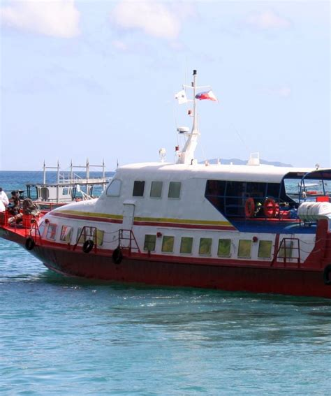 ferry el nido to coron phimal fast ferry from coron to el nido online booking