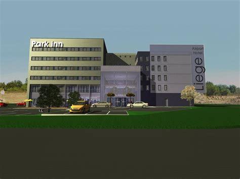 park inn liege outside rendering pi li 232 ge rezidor