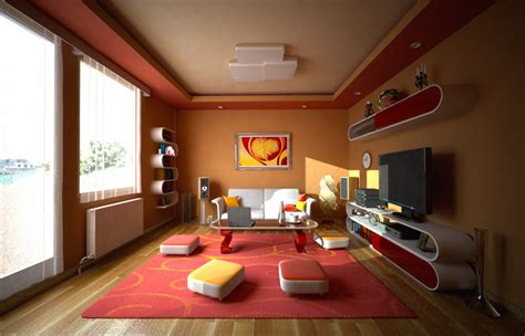 warm colored living rooms 11 living rooms with modern flair