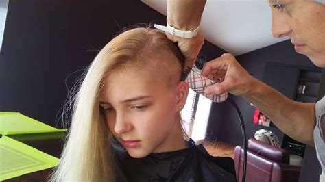 forced haircut and headshave video forced female haircuts newhairstylesformen2014 com
