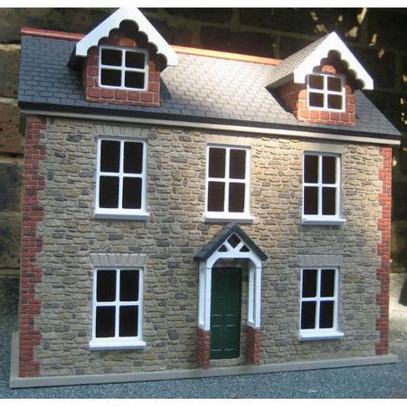 1 24 scale dolls houses 1 24 scale externally decorated dolls house dhw62