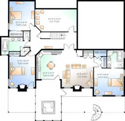5 Bedroom 4 Bathroom House Plans by Contemporary Style House Plans 3930 Square Foot Home 2
