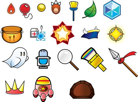 Shoo Bee Doo Fanmade kirby copy ability icons part 3 by shadowlifeman on deviantart