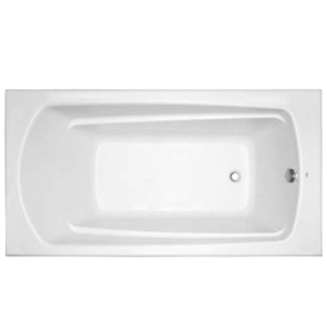 mirabelle bathtub mirbds6032wh bradenton 60 x 32 soaking tub white at mirabelleproducts com