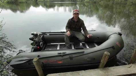 rubberboot voor karpervissen fox karpervissen tv nieuw fx320 opblaasbare boot