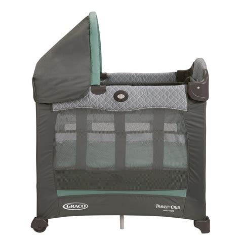 Graco Travel Lite Crib With Stages Manual by Graco Crib Graco Cribs Mini Crib Bedding For