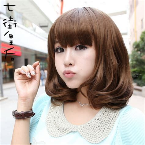 waivy korean hair style korean curly hairstyle