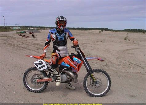 Ktm 380sx Dirtbike Rider Picture Website