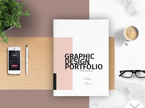 Permalink to Multi Page Brochure Template