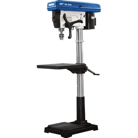 Northern Tool Floor by Rikon Floor Drill Press 20in 1 Hp Model 30 240