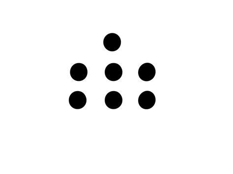 dot pattern math cards math talks how to math
