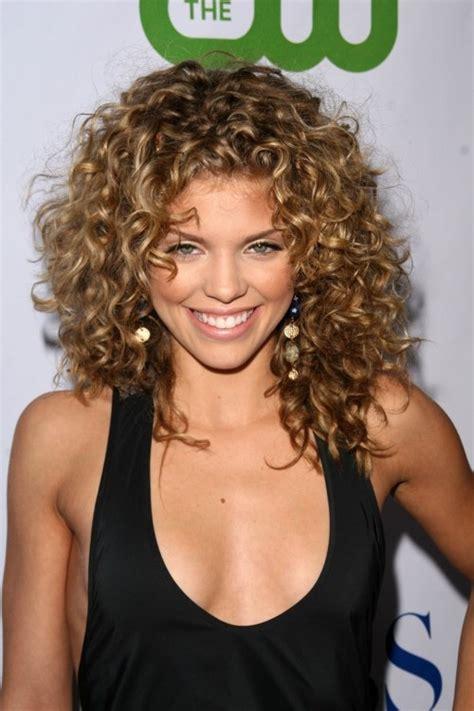 easy hairstyles  curly hair  short long