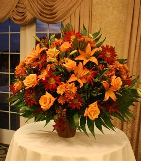 Fall Flower Wedding Arrangements by 193 Best Images About Fall Wedding Flowers On