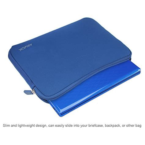 pc helpline acer asus dell hp sony samsung and toshiba arvok 17 17 3 inch water resistant neoprene laptop sleeve