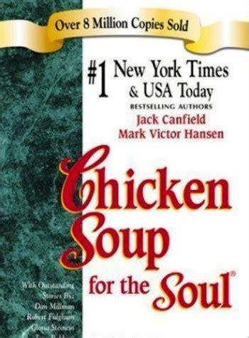 Buku Bekas Chicken Soup For The Singles Soul International Best Sel buku chicken soup for the soul akan diangkat ke layar lebar