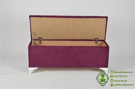 Harga Cara Membuat Box Penyimpanan Barang by Sofa Box Penyimpanan Jati Pribumi
