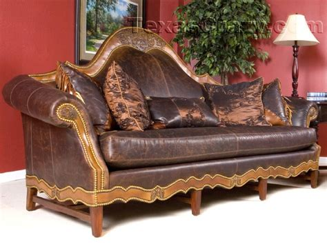 western leather sofa quotes