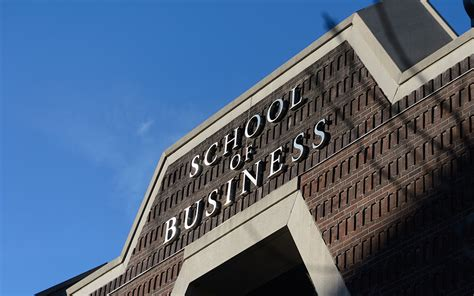 Us News Uconn Mba by Feature Management News Research School Of Business