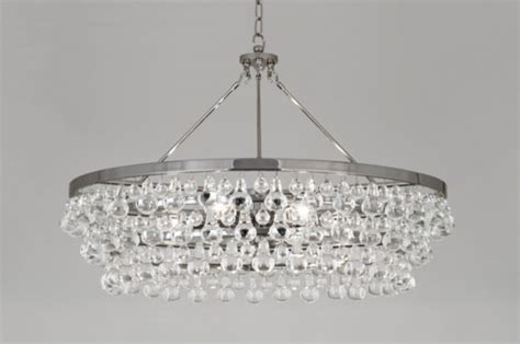 Robert Abbey Bling Chandelier Traditional Chandeliers Robert Bling Chandelier Large