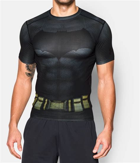 under armoire men s under armour 174 alter ego batman compression shirt under armour us