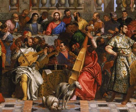 Veronese Wedding At Cana Analysis by Histoire De L D 233 Page 2 La Biblogotheque