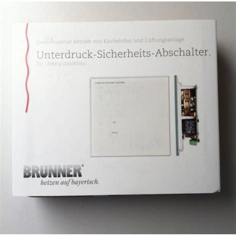 brunner unterdruck sicherheits abschalter usa 3 druckw 228 chter - Brunner Unterdruck Sicherheits Abschalter