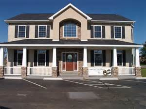 modular homes two story modern home mark custom builders since