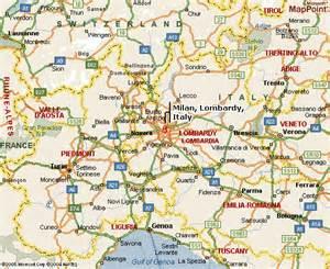 Milan Italy Map by Maps Of Milan