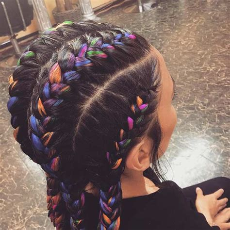 cornrow hair to buy different colour 21 trendy braided hairstyles to try this summer page 2