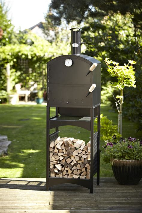 objects of design outdoor wood fired oven