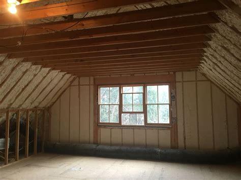 best spray foam insulation 36 best spray foam insulation in attic images on