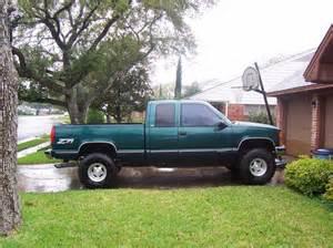 1996 Chevrolet Silverado Z71 Joeystj20 1996 Chevrolet Silverado 1500 Regular Cab Specs