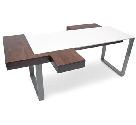 modern work desk custom furniture with a modern flair by martin sprouse