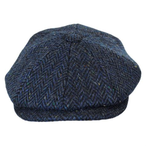 Herringbone Newsboy Cap jaxon hats cambridge herringbone wool newsboy cap newsboy caps