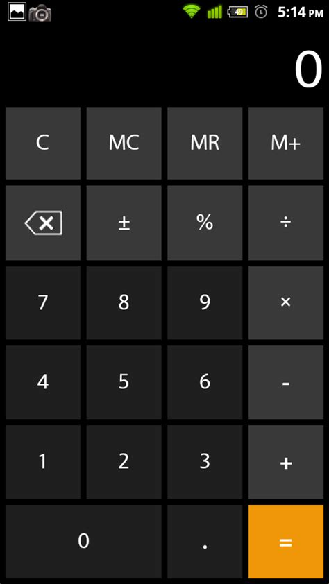 calculator for android android app review seven calculator android central