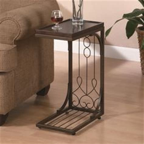 slate trimmed sofa side table 1000 images about slide sofa table on