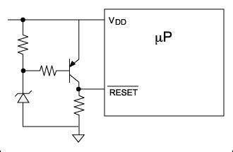 transistor restart led sr flip flop with 2 npn transistors initial state electrical engineering stack exchange