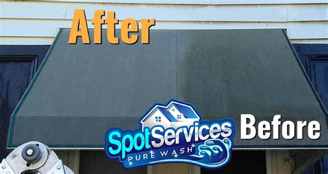 Awning Cleaning Solution by Awning Cleaning Oxford Maryland Spot Services