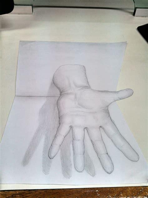 como hacer dibujos en 3d faciles paso a paso como hacer un dibujo en 3d taringa