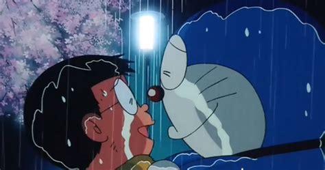Kaos Doraemon Stand By Me Seven 5 goodbye doraemon doraemon wiki wikia