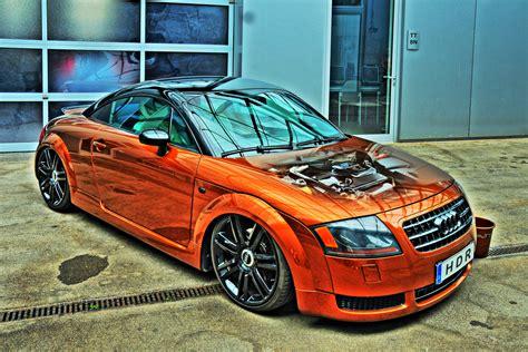 Tankdeckel Audi Tt by Audi Tt 8n Hdr Foto Bild Autos Zweir 228 Der Pkw