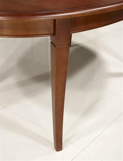 Table A Manger Ovale 1364 by Table Ovale De Salle 224 Manger Estelle En Merisier Massif