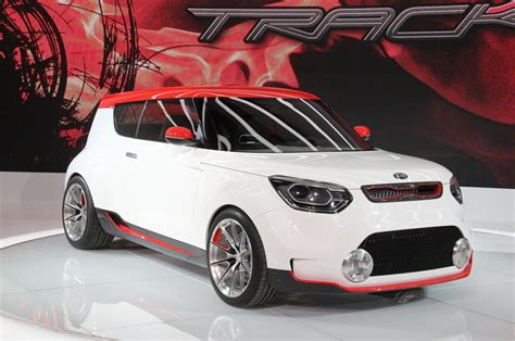 Kia Track 2012 Kia Track Ster Concept Live Photos From Chicago