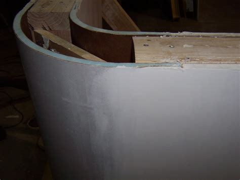 Curved Drywall Ceiling by Curved Drywall Corners Drywall Contractor Talk