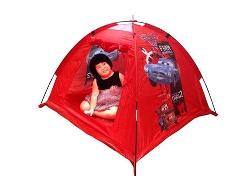 Tenda Anak Ukuran Kecil tenda anak cars toko bunda
