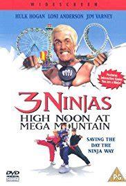 film ninja subtitrat in romana 3 ninjas high noon at mega mountain 1998 imdb