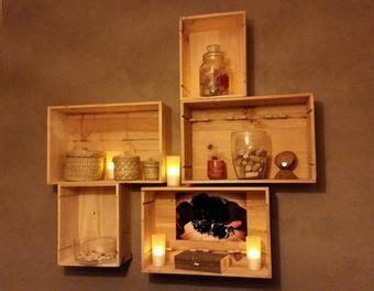 Caisse En Bois Pour Decoration by Decoration Caisse Bois Vin
