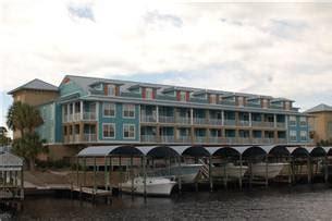 mexico beach rentals with boat slip mexico beach condo westend harbor condo with your own