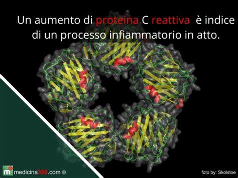 s proteina c reattiva proteina c reattiva alta