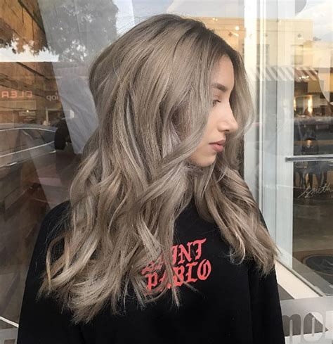 medium ash brown hair visit http www cliphair co uk 40 ash blonde hairstyles you re going to see everywhere